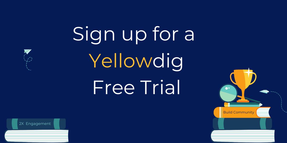 yellowdig free pilot